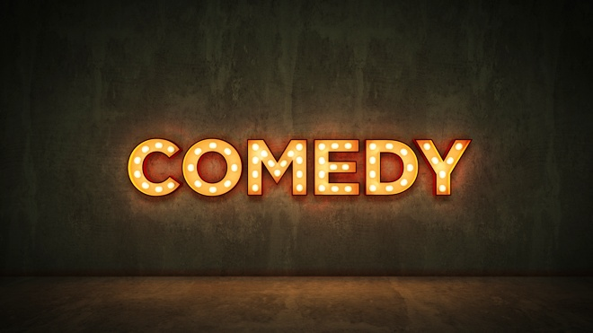 Comedy in Lights Reduced